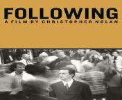 Following (1998), first film by Christopher Nolan, has a runtime of 69 minutes, which makes it a NICE no-budget film feature from six film com